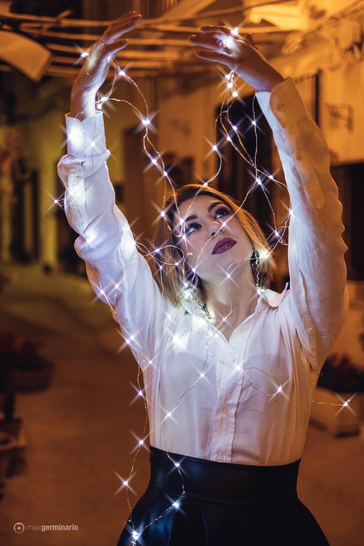 LIGHTS & STREETS - © MAX GERMINARIO